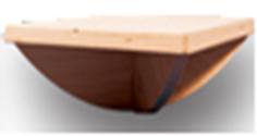 Балансировочный диск квадратный