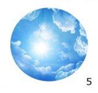 """Подвесная панель """"Звёздный диск"""" ( 8 вариантов рисунка панели)"""