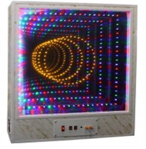 Большая светозвуковая панель «Бесконечность»