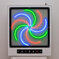 Панель светозвуковая интерактивная «Вращающееся колесо»