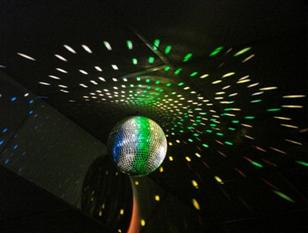 Профессиональный источник света к зеркальному шару «Зебра-50»