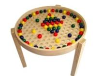 Стол-мозаика