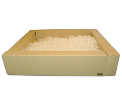 Сухой бассейн (шаров - 2 025 шт., сетка - 2 шт.)