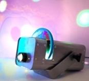 """Световой проектор """"Меркурий"""" со встроенным ротатором  (для работы требуются сменные проекционные колеса)"""