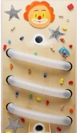 Тактильная панель «Клоун»