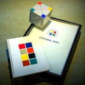 Цветовой тест Люшера (Оригинальный тест Люшера)