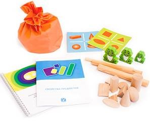 Набор методических материалов «Свойства предметов»