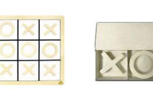 Настенная игра «Магнитные крестики-нолики»