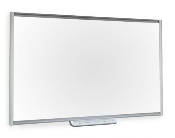 Интерактивная доска SMART BOARD SBM680 с пассивным лотком SBM680/SBM685