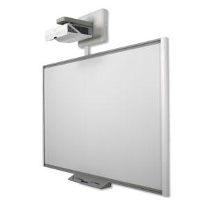Интерактивные доски с проектором и креплением